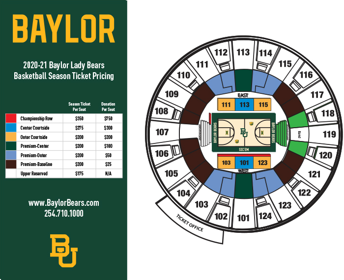 seating map womens basketball